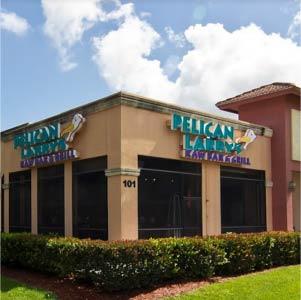Pelican Larry's Davis Blvd Location